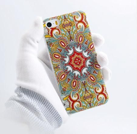 Russian Flowers Vintage Lace Floral iPhone 5 5s iPhone 6 6s Plus Case Cover