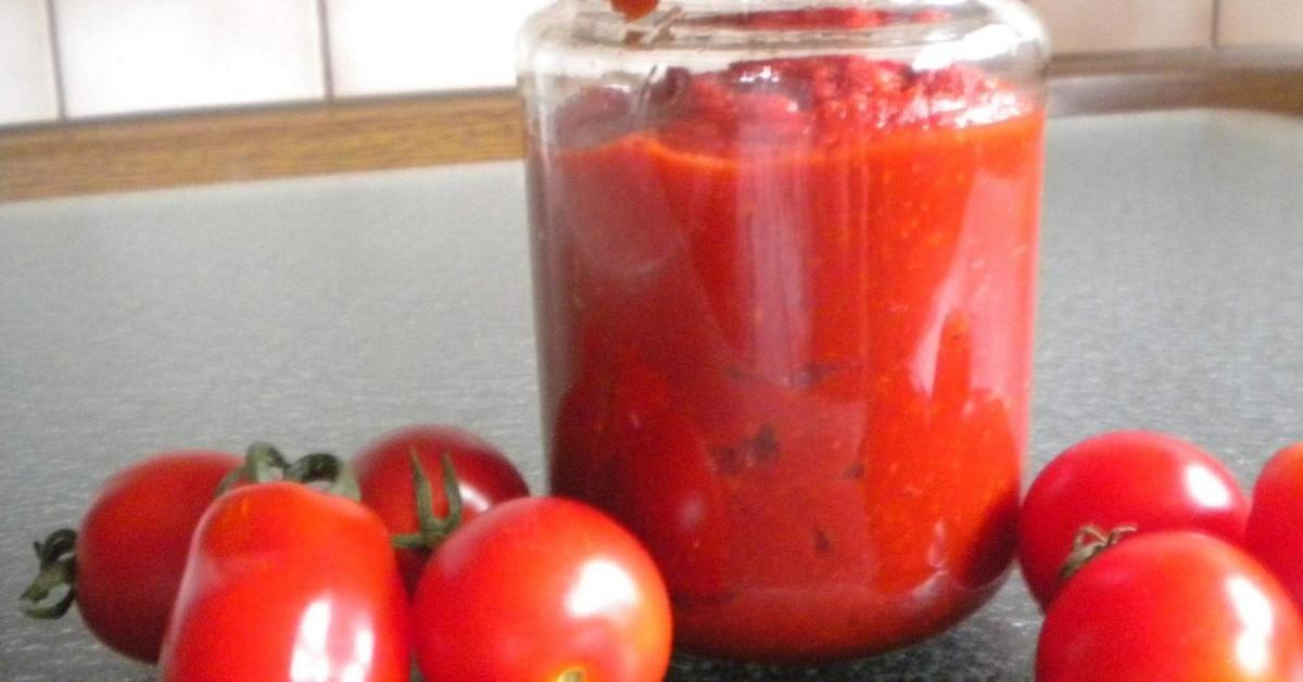 kann tomatenmark schlecht werden