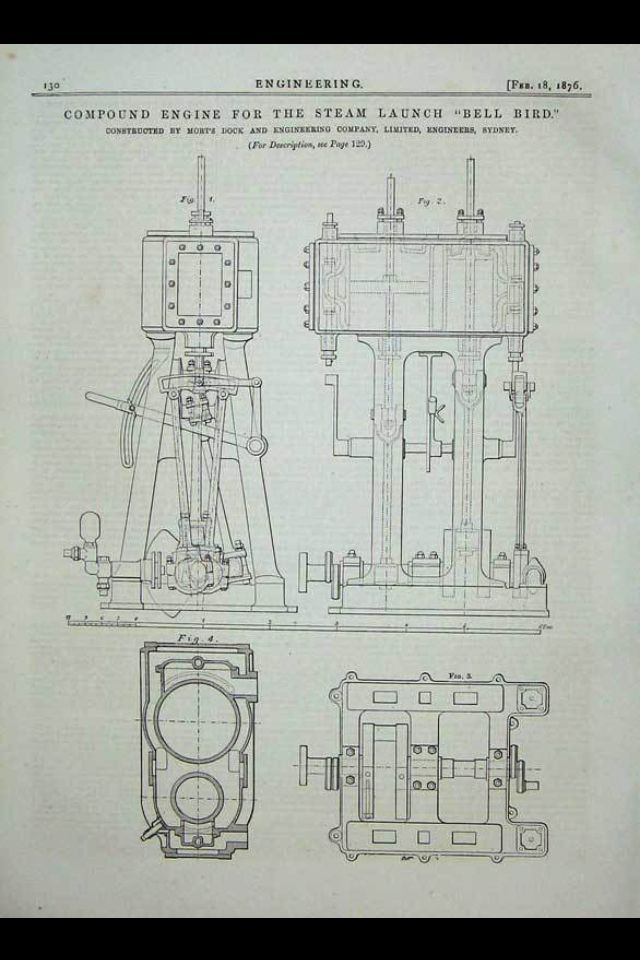 The old triple expansion piston job as pictured was quite a feat – Labeled Diagram Of A Steam Engine