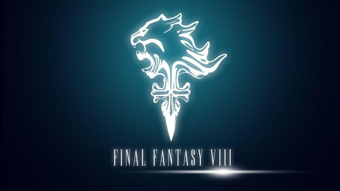 Final Fantasy VIII Lionheart Wallpaper