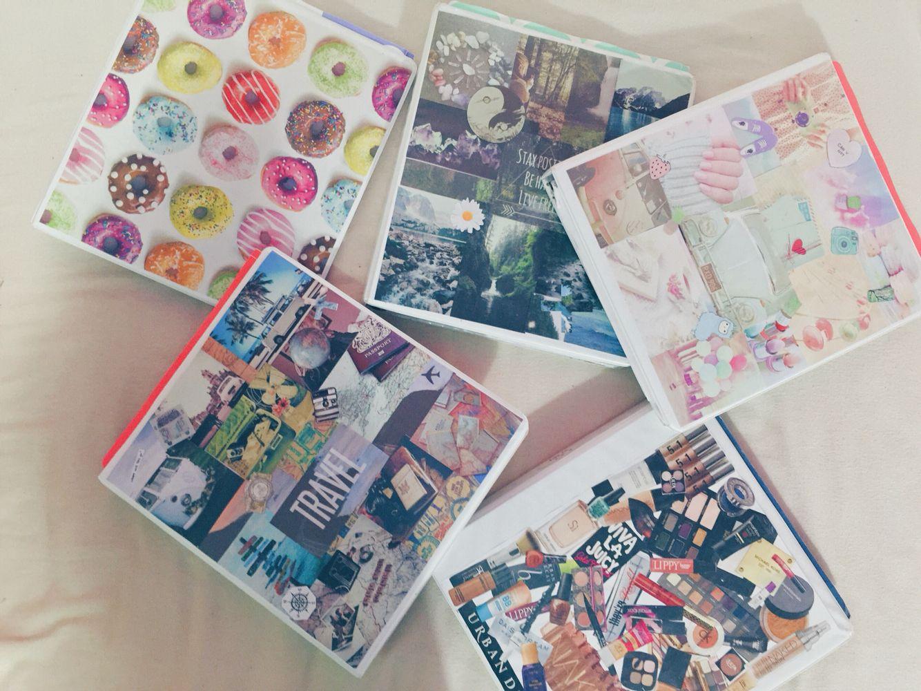 DIY Tumblr Inspired School Supplies ! | Back To School ...