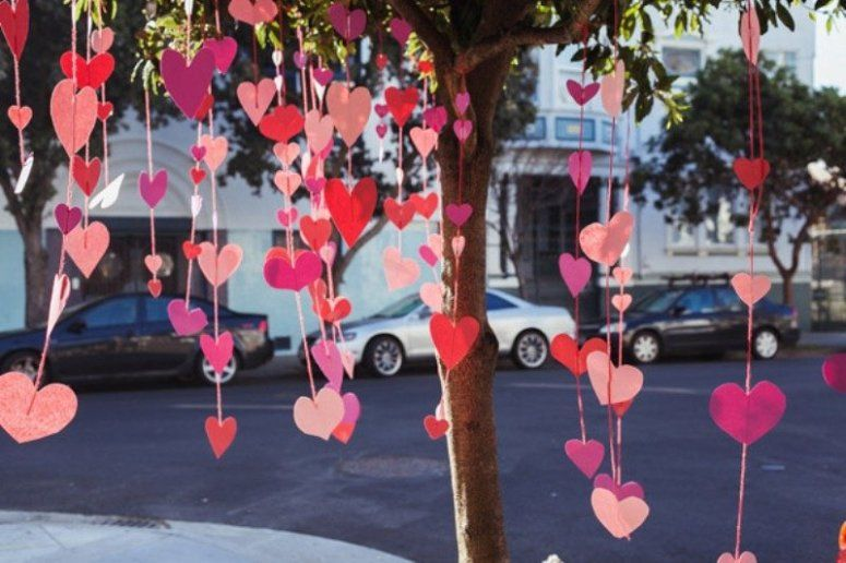 20 Valentines Day Crafts To Make With The Kids