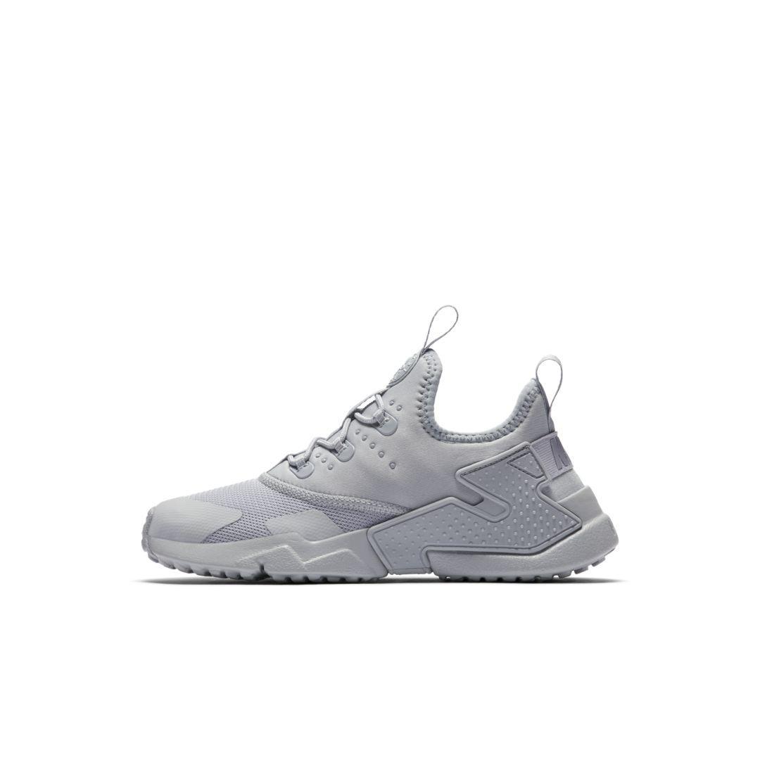 9b6fed040b36 Nike Huarache Run Drift Little Kids  Shoe Size 13C (Wolf Grey ...