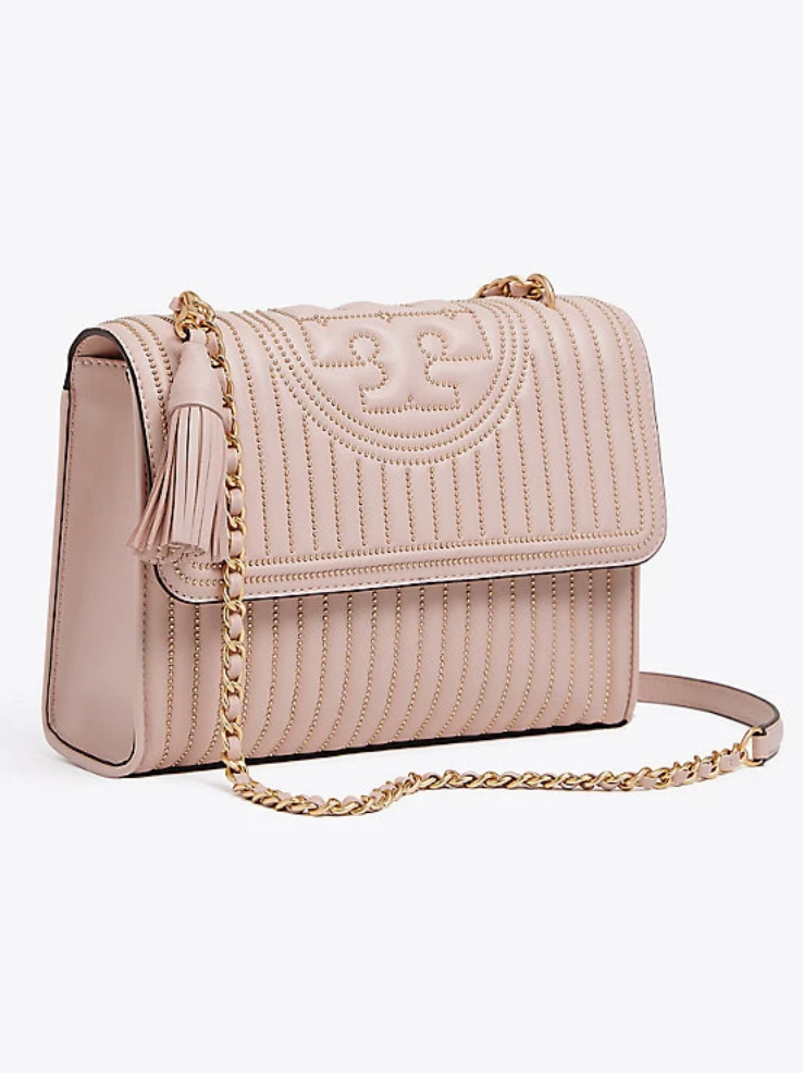 Tory Burch Fleming Mini Stud Convertible Shoulder Bag  695a31611