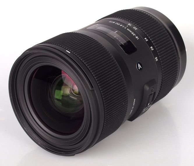 Sigma 18-35mm f/1.8 DC HSM A Lens Review by ePHOTOzine
