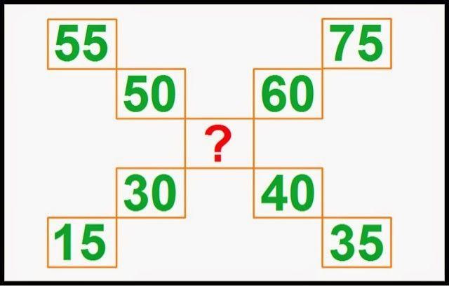 Mathspuzzle Maths Puzzles Brain Math Math Riddles