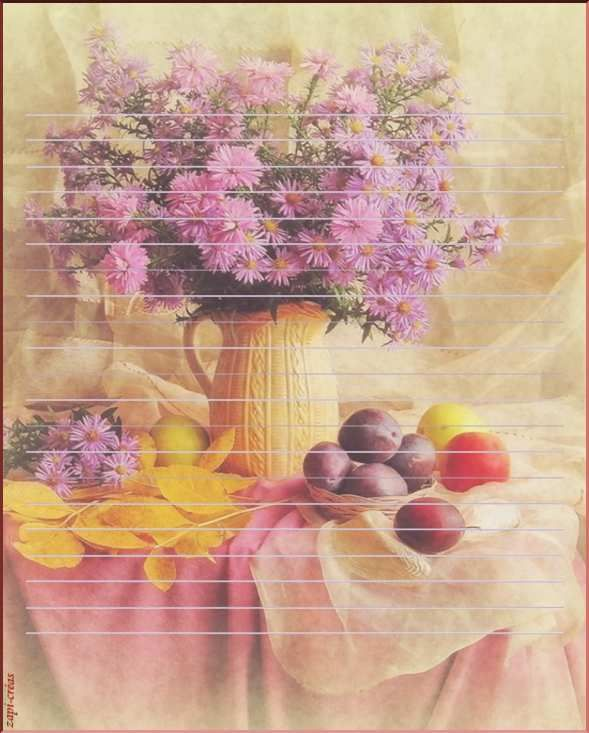 Papier lettre fleurs gratuit imprimer clip art carte enveloppe - Lettres a imprimer ...