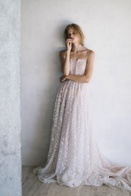 Hochzeit: Ideen und Inspirationen für das Kleid #hochzeit #trauung