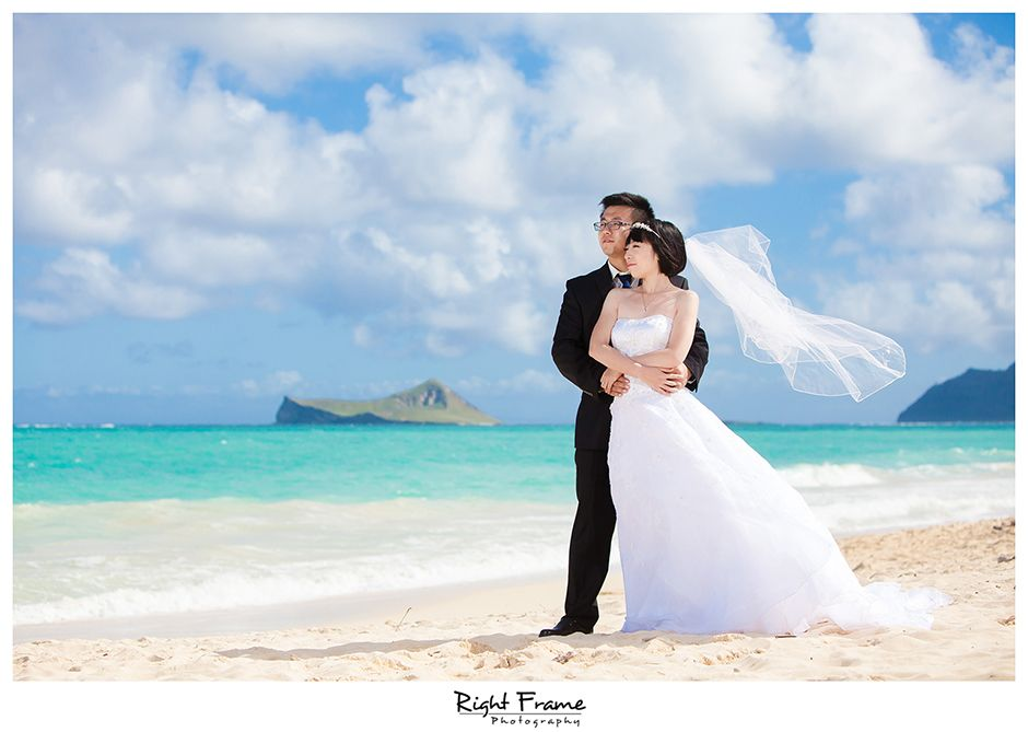 Www Rightframe Beautiful Destination Waimo Beach Wedding Leis Oahu Tips And Inspiration