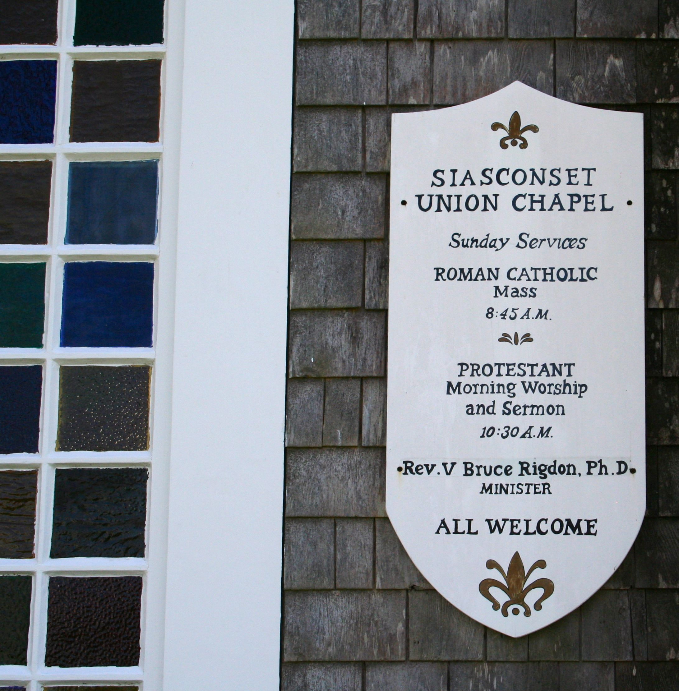 Siasconset Union Chapel Nantucket, Nantucket, Nantucket