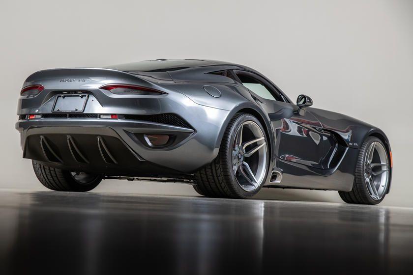 You Can Buy Henrik Fisker S 745 Hp Dodge Viper Based Supercar Carbuzz Dodge Viper Super Cars Viper