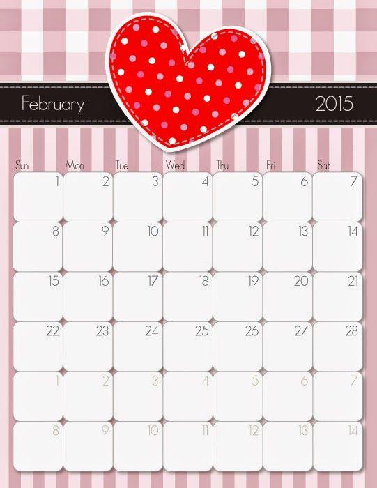 cute january 2015 calendar printable free best images Pinterest