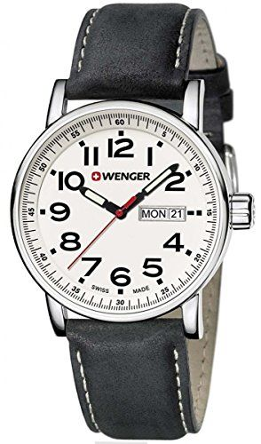Men's Wrist Watches - ATTITUDE DAYDATE Mens watches 010341101 *** Read more reviews of the product by visiting the link on the image. (This is an Amazon affiliate link)