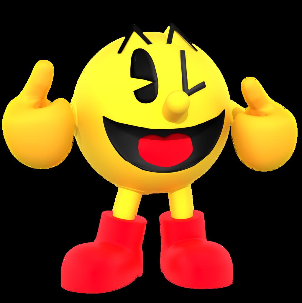 Pin On Pac Man World 3
