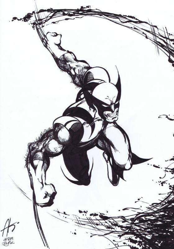 Wolverine by John Byrne and Arthur Kayell | Wolverine | Pinterest ...