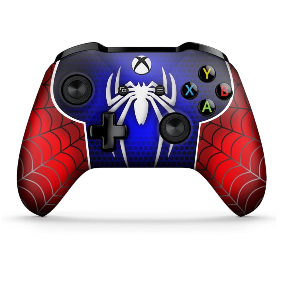 Spidey Parker Xbox Controller Dream Controller Dreamcontroller Ps4 Controller Games Joystick Nintendos Xbox Controller Custom Xbox One Controller Xbox