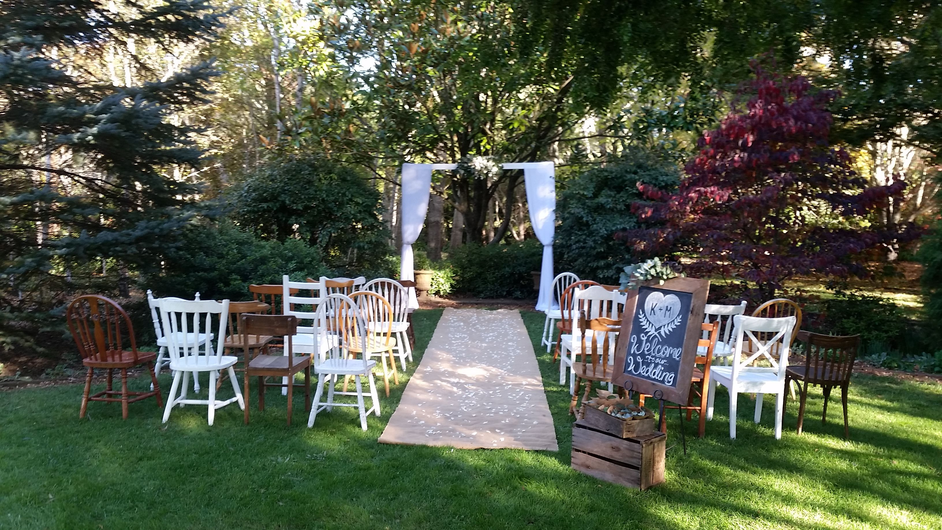 The secret garden southern highlands open garden wedding garden venue reception ceremony bowral wildes meadow burrawang
