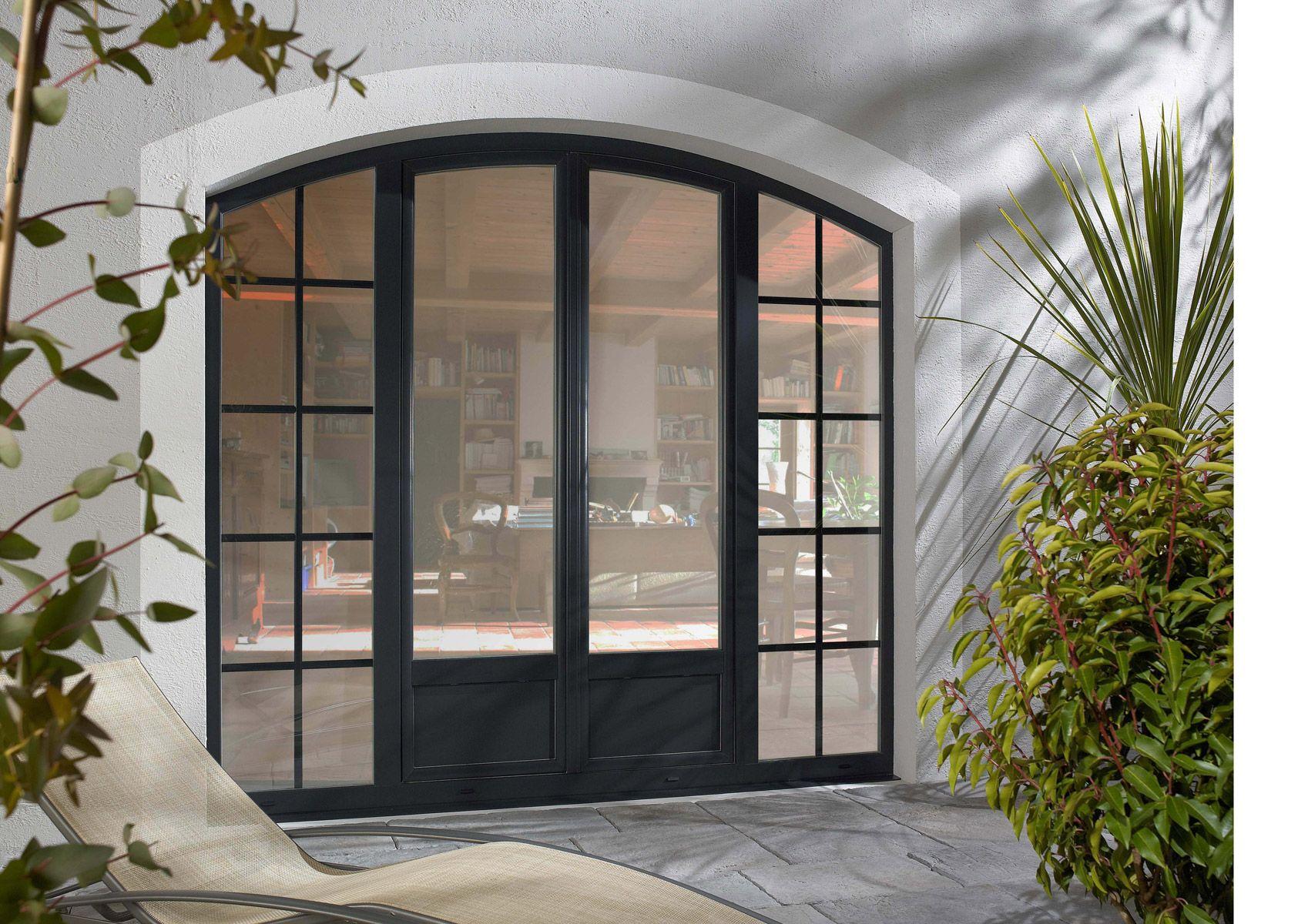 Menuiserie PVC Haut De Gamme CR MaisonDéco Pinterest - Porte placard coulissante jumelé avec ouvrir une porte blindée