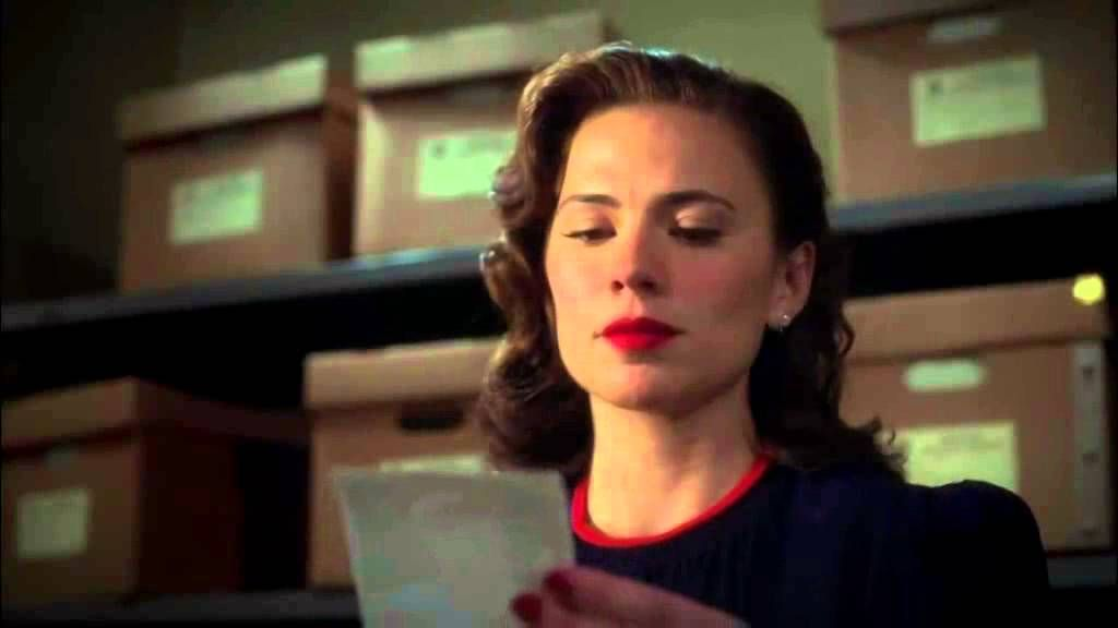 Agent Carter - Hayley Atwell Clip Spot 2