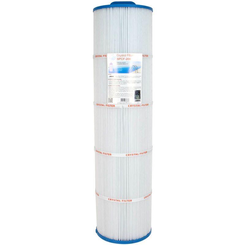 Filtre Crystal Filter® SPCF-206 Compatible Weltico® C7