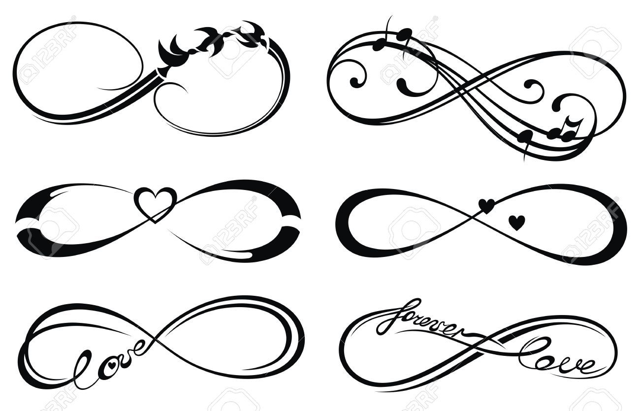 Infinity love forever symbol tattoo ideas pinterest symbols infinity love forever symbol biocorpaavc Gallery