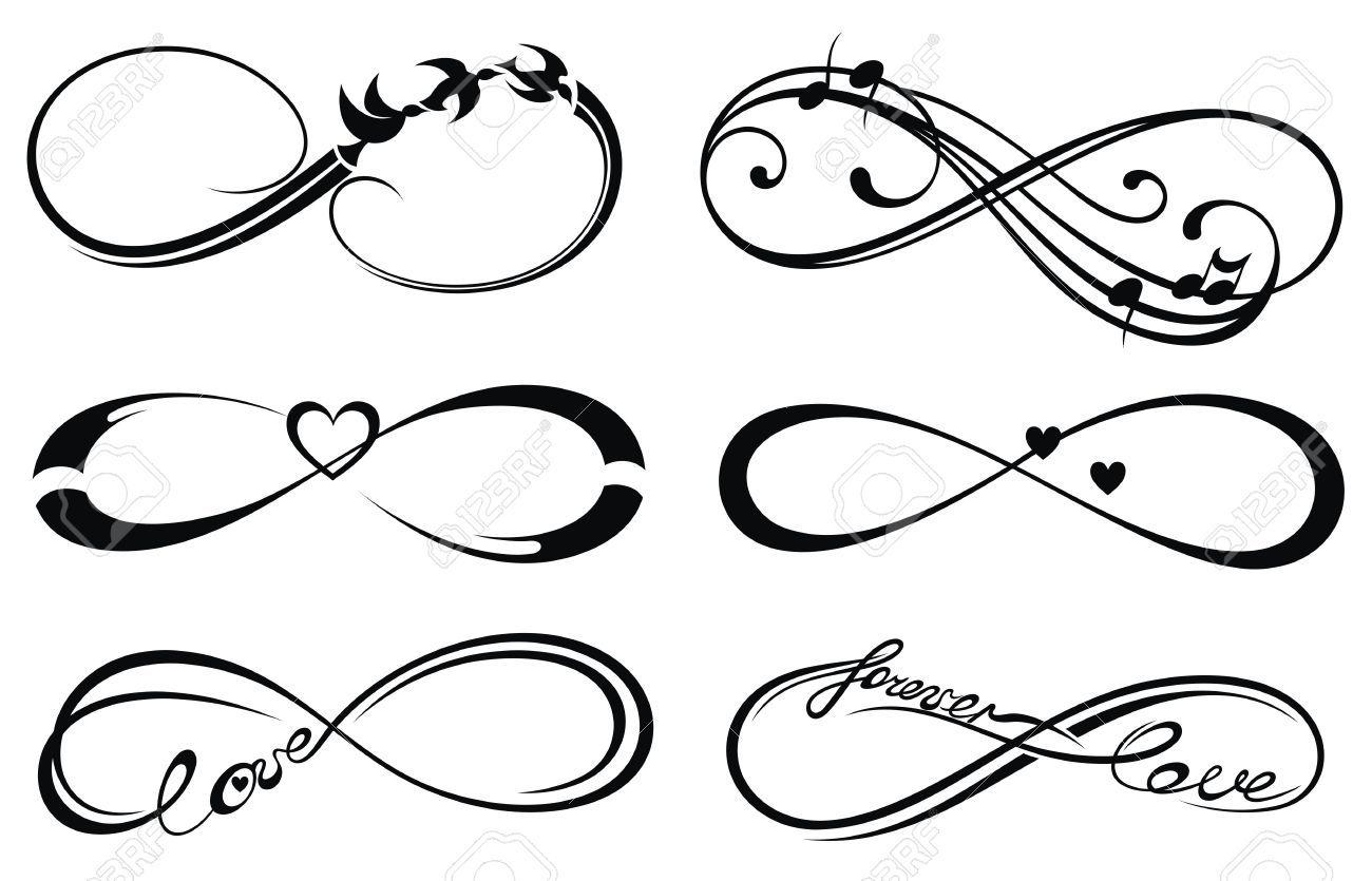 infinity love forever symbol tattoo ideas pinterest. Black Bedroom Furniture Sets. Home Design Ideas