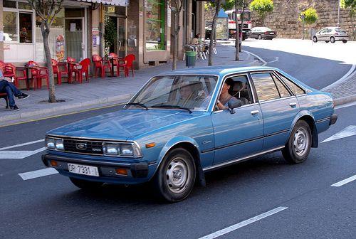 1980 Toyota Corona Liftback Gl Toyota Corona Toyota Toyota Cars