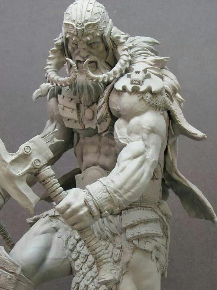 Pin de J.S Lee en C. 3D   Pinterest   Escultura, Estatua y Anatomía ...