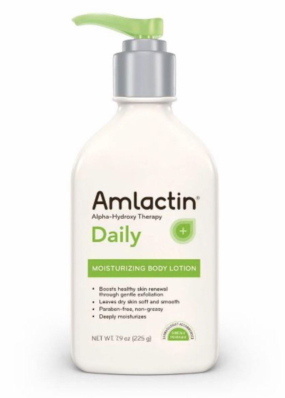 Amlactin Daily Moisturizing Body Lotion Paraben Free 7 9oz In 2020 Paraben Free Products Moisturizing Body Lotion Daily Moisturizer