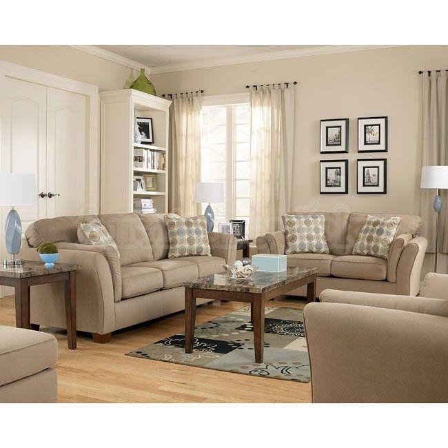 Sloan Latte Living Room Set Living Room Sets Furniture Living Room