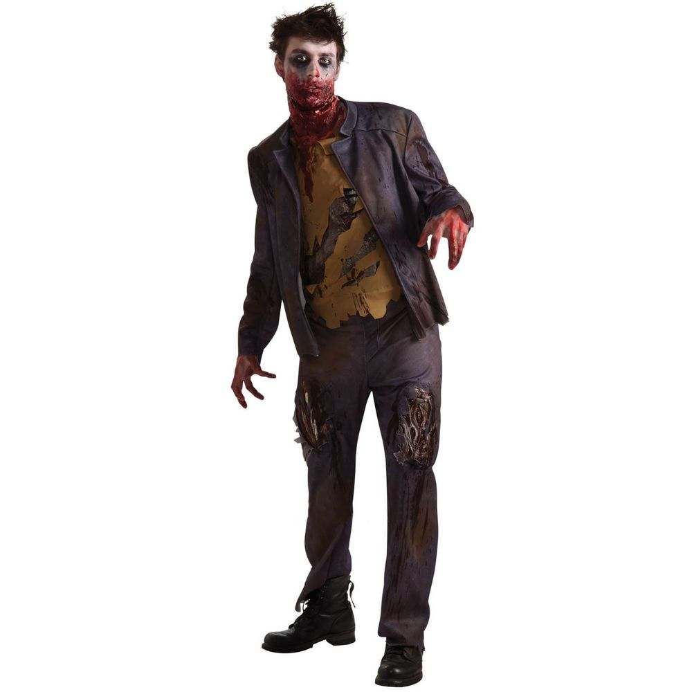 Costume for Men Horror Party Costume Haloween Suit, Man