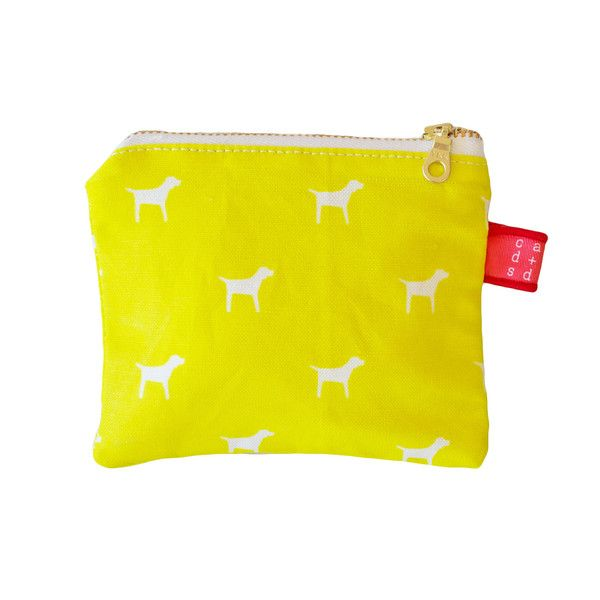Sister Golden | Dog Print Pouch
