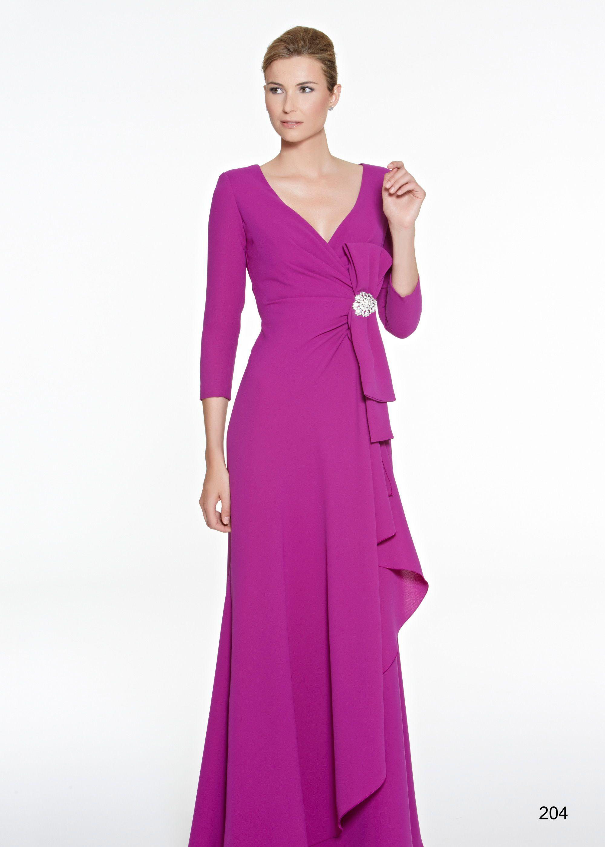 204 | Patricia Avendaño | Fiestas | Pinterest | Vestidos madrina de ...