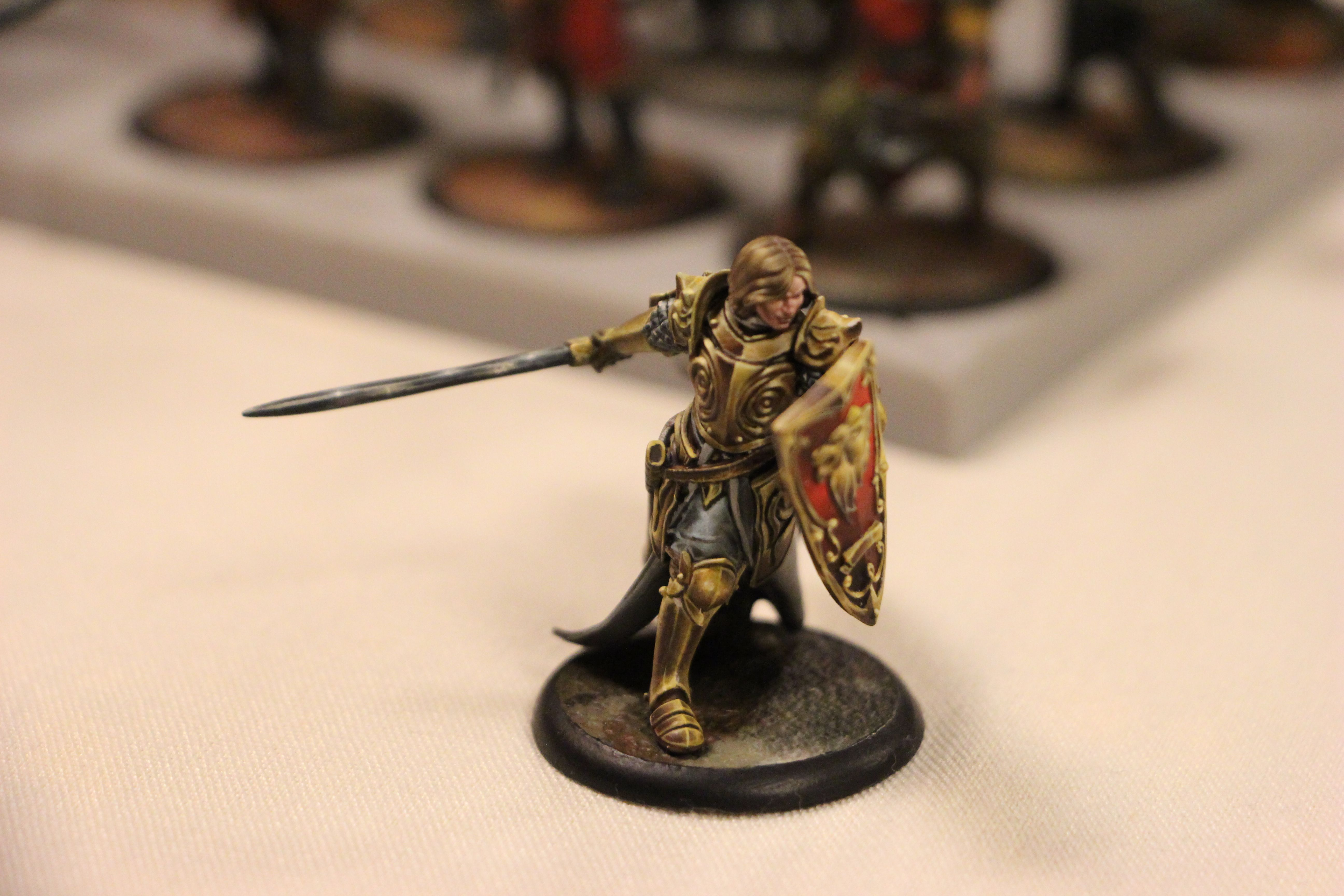 Exclusive Peek Of Painted Minis From The Song Of Ice And Fire