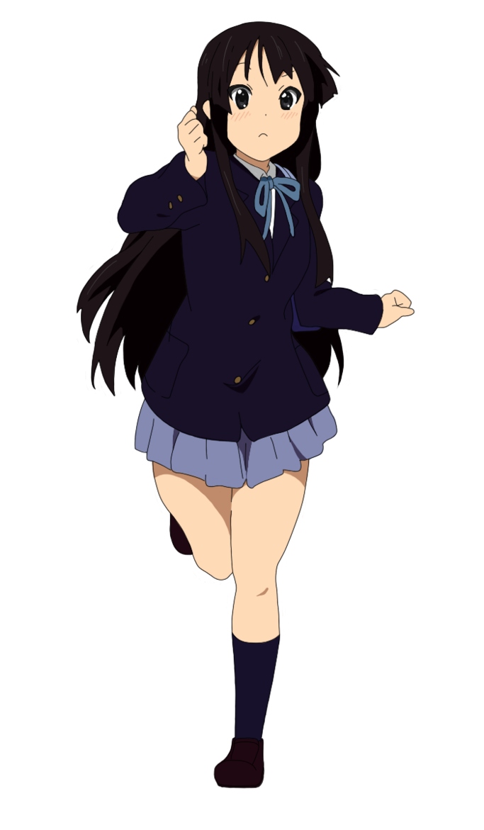 Mio From K On Cute Anime Pics Cute Anime Character Anime Characters