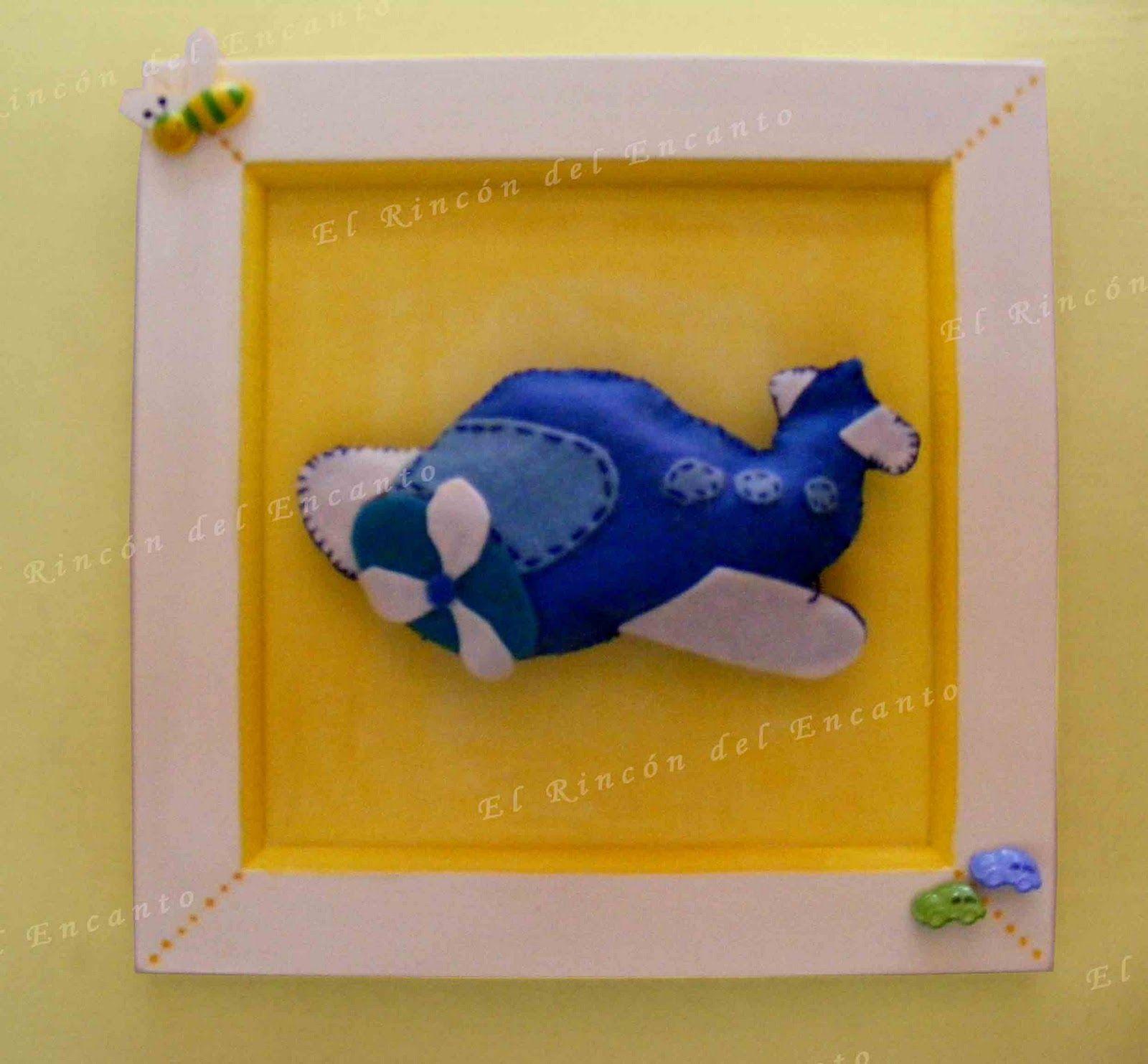 Rincón De Encanto: Cuadros decorativos para Niños