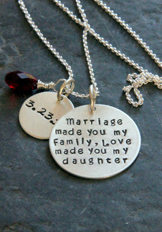 Daughter Of The Groom Gifts