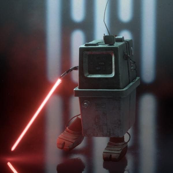 Pin By Michael J On Movieart With Images Sith Droids Star Wars