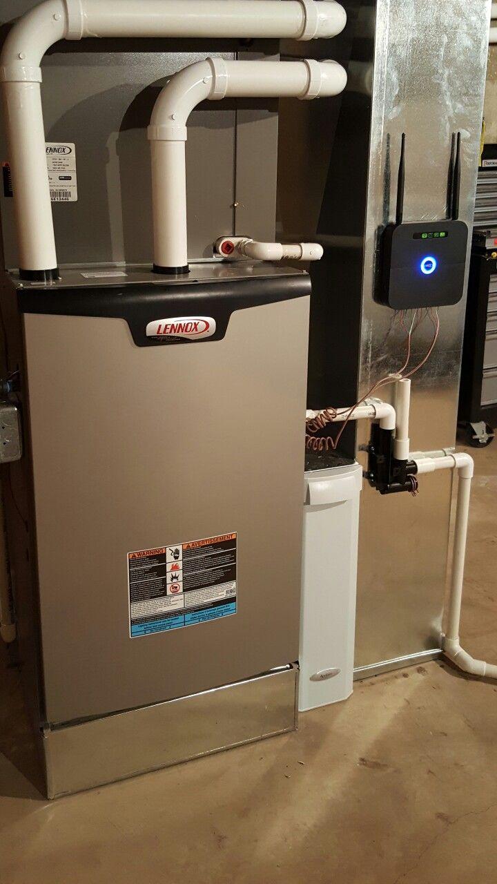 Lennox SLP98 ultra high efficiency, modulating furnace ...