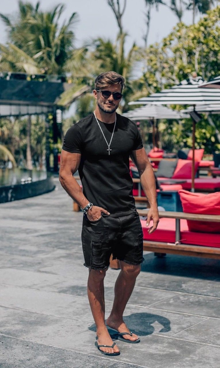 Havaianas Style | Casual outfits in 2019 | Mens fashion:__