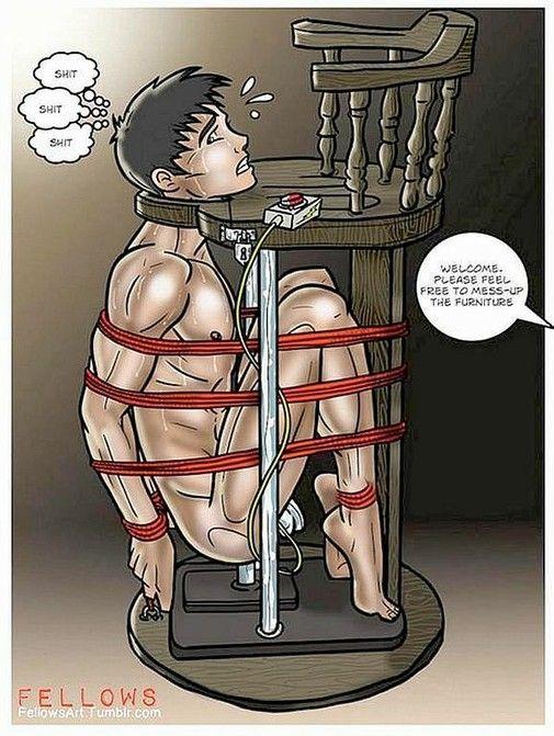 Anime cunnilingus Slave
