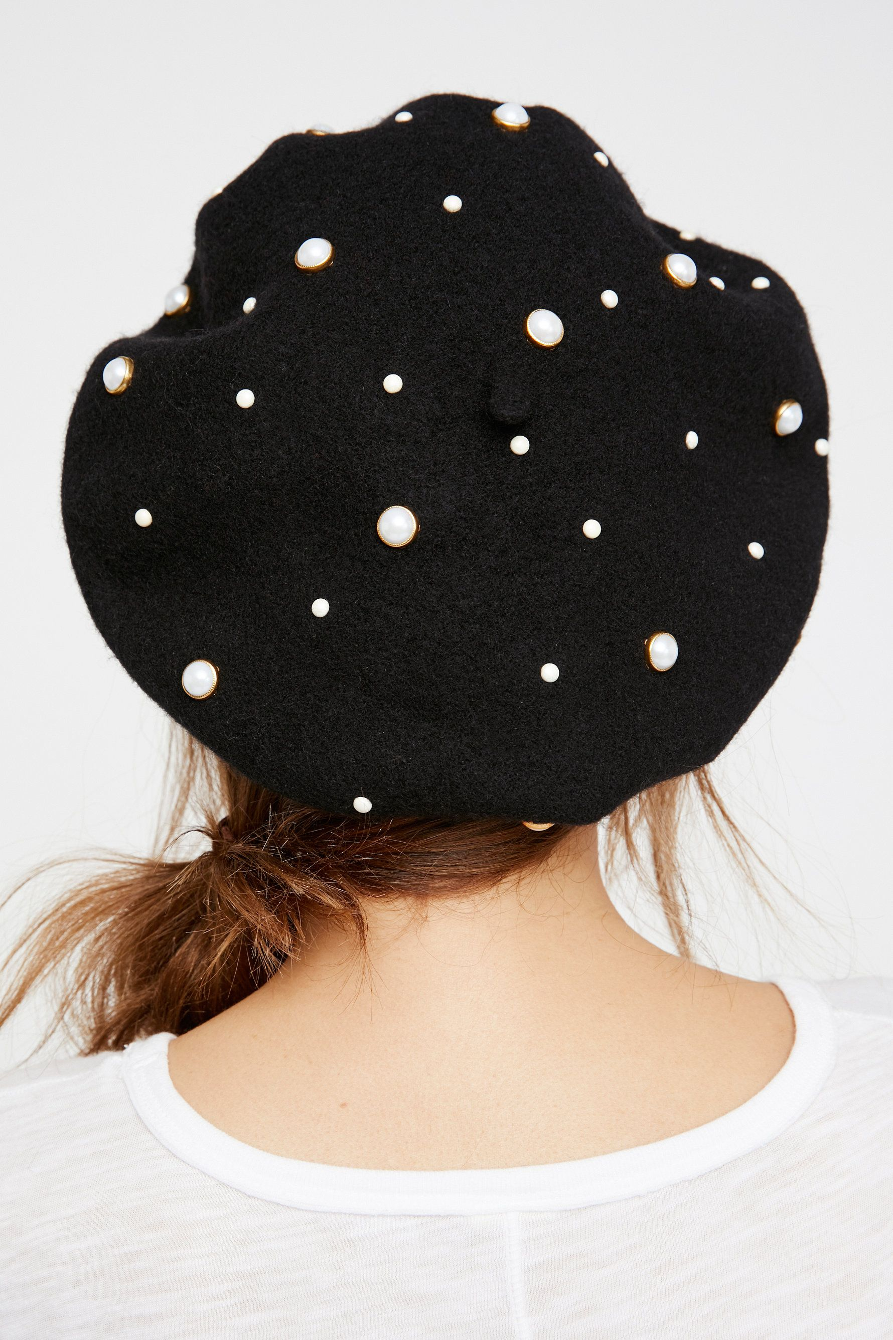 The Last Dance Embellished Beret