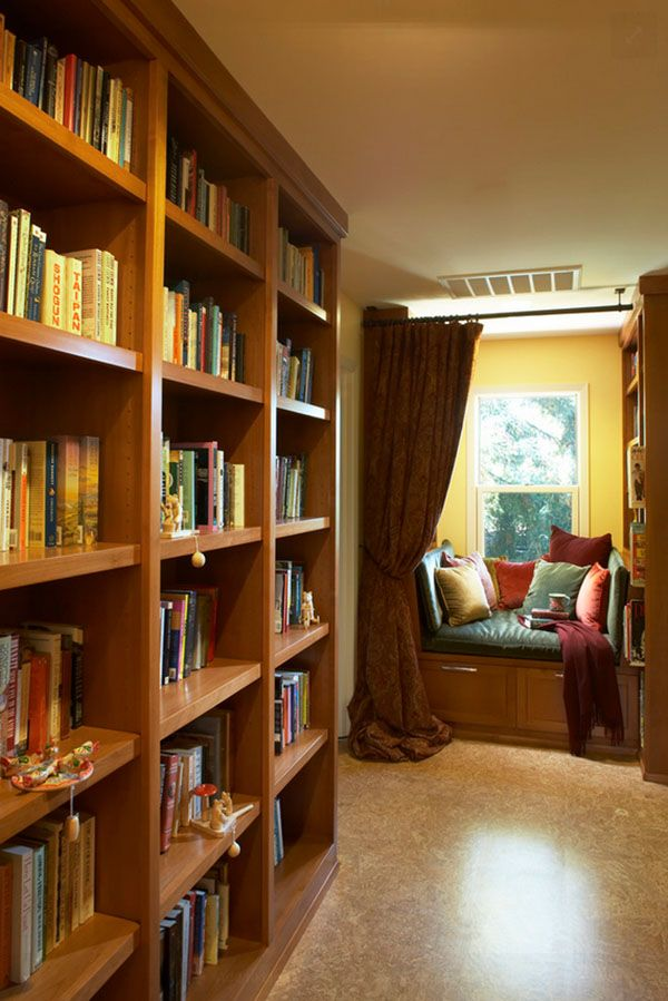 Interior Design Library Room: 50 Jaw-dropping Home Library Design Ideas
