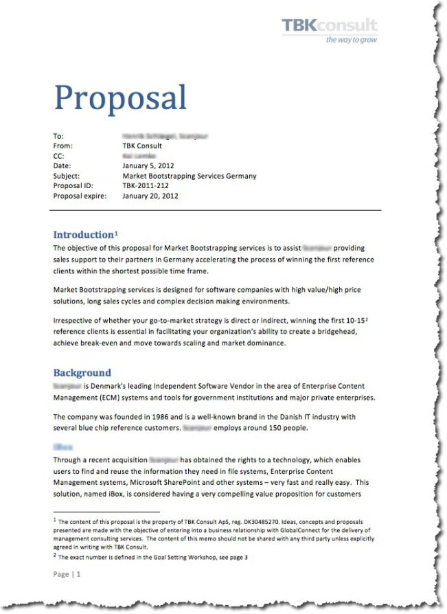 Proposal Cae  Cambridge Exams Preparation    Proposals
