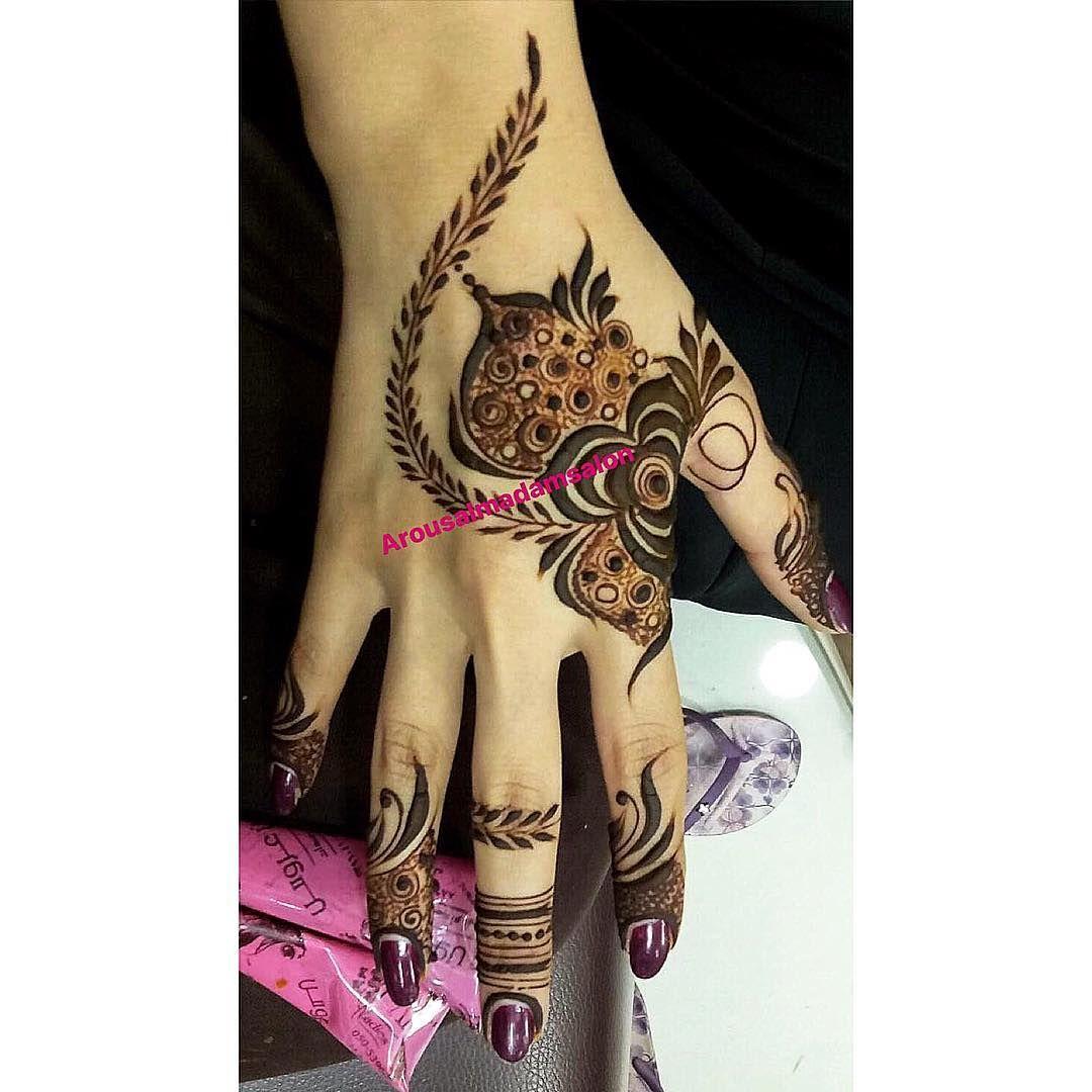 Henna Tattoo Dubai Price: Pin By Sharmeen Samman On Bridal Mehendi Designs Hands