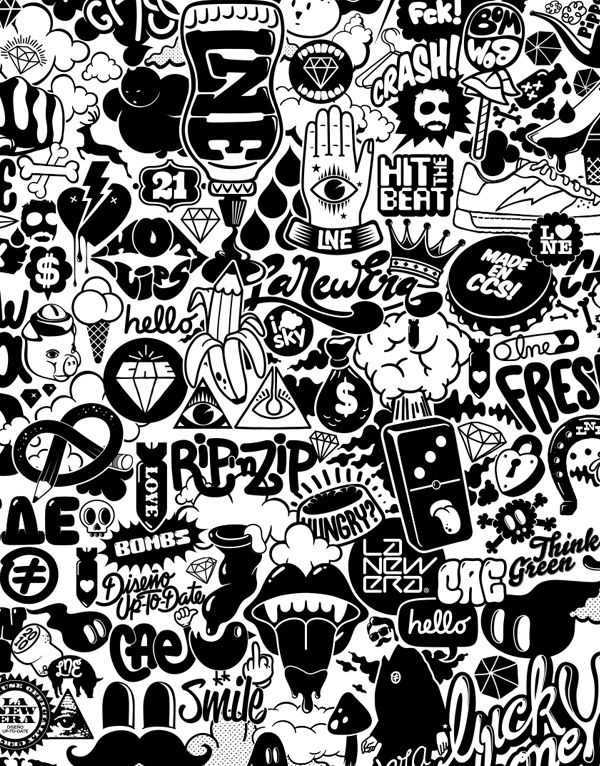 Pin By Robyn Hutto On Color It Pretty Black And White Wallpaper Iphone Art Wallpaper White Wallpaper