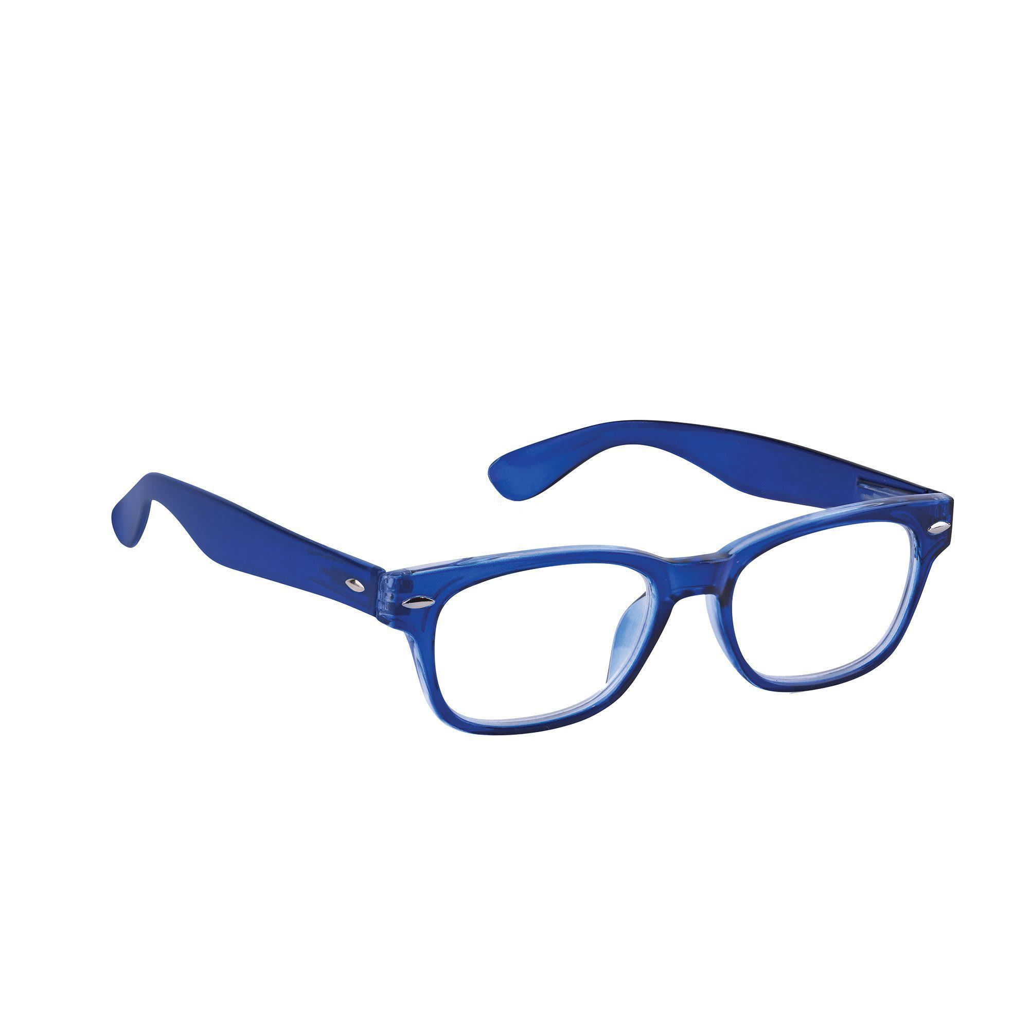 eb14010b4c7 Peeperspecs Simply Peepers Blue Reading Glasses