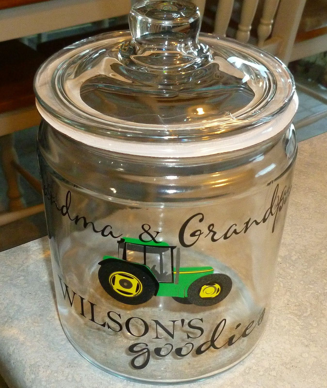 Nice Cookie Jars Cher 39s Signs By Design Custom Cookie Jar Crafts