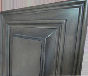Best Slate Stain Dark Grayish Tone For Maple Crystal Cabinet 400 x 300