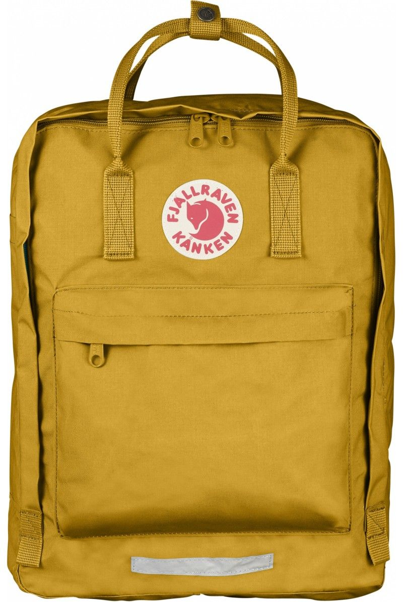 Fjallraven Kanken Big Backpack Ochre - Fjallraven Kanken  kanken  backpack   backtoschool a3c73c25f10f9